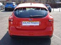 USED 2015 15 FORD FOCUS 1.5 TITANIUM TDCI 5d 118 BHP FREE ANNUAL ROAD TAX
