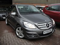 USED 2009 09 MERCEDES-BENZ B CLASS 2.0 B180 CDI SPORT 5d AUTO 109 BHP ANY PART EXCHANGE WELCOME, COUNTRY WIDE DELIVERY ARRANGED, HUGE SPEC