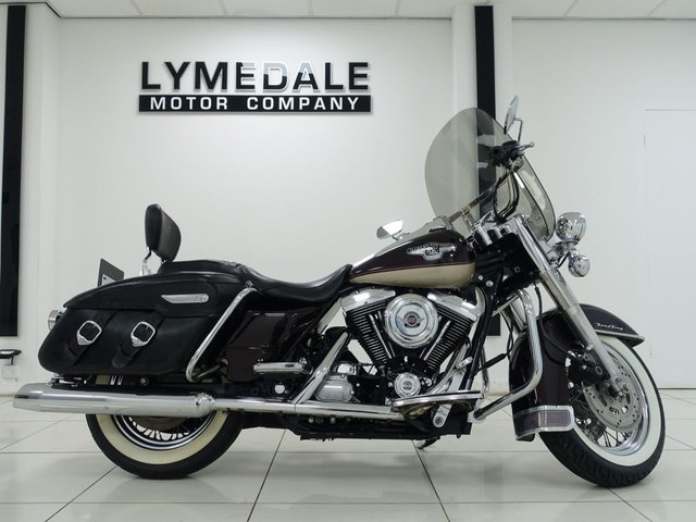View our HARLEY-DAVIDSON FLHR