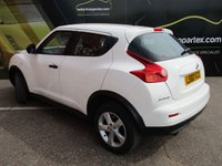 USED 2010 60 NISSAN JUKE 1.6 VISIA 5d 117 BHP AIR CON 73,000 MILES FULL NISSAN DEALER HISTORY PART EXCHANGE AVAILABLE / ALL CARDS / FINANCE AVAILABLE