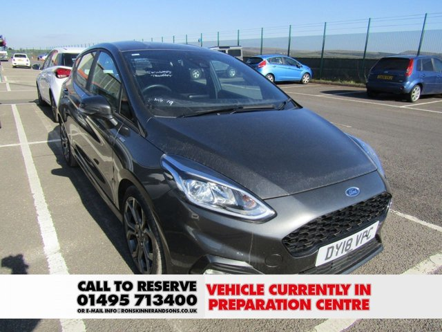 FORD FIESTA at Ron Skinner and Sons