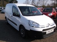2014 CITROEN BERLINGO 1.6 625 ENTERPRISE L1 HDI 1d 74 BHP £6150.00