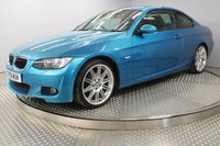 USED 2009 09 BMW 3 SERIES 2.0 320I M SPORT 2d 168 BHP