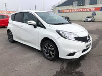 USED 2014 14 NISSAN NOTE 1.2 ACENTA PREMIUM 5d 80 BHP GOT A POOR CREDIT HISTORY * DON'T WORRY * WE CAN HELP * APPLY NOW *