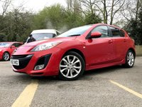 USED 2010 60 MAZDA 3 2.2 D SPORT 5d 185 BHP, DEALER PX READ ADVERT, HUGE SPEC  DEALER PX STOCK CLEARANCE, READ ADVERT, HUGE SPEC.