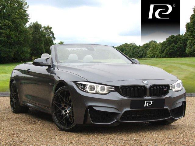 2018 BMW M4 0.0 M4 COMPETITION 2d AUTO 444 BHP