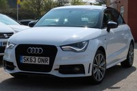 2013 AUDI A1 1.6 TDI S LINE STYLE EDITION 3d 103 BHP £8995.00