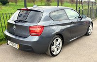 USED 2013 13 BMW 1 SERIES 2.0 125D M SPORT 3d AUTO 215 BHP 0% Deposit Plans Available even if you Have Poor/Bad Credit or Low Credit Score, APPLY NOW!