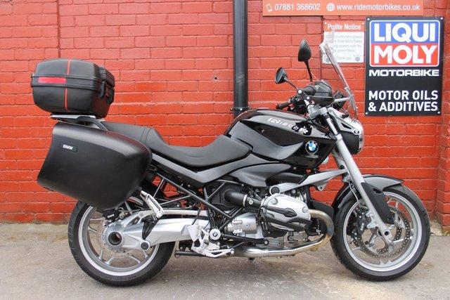 2010 60 BMW R 1200 R MU