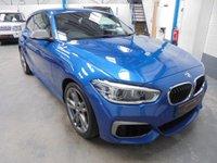 2016 BMW 1 SERIES 3.0 M140I 3d AUTO 335 BHP £19995.00