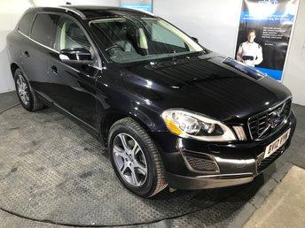 2012 VOLVO XC60 2.0 D3 SE LUX 5d AUTO 161 BHP £12750.00