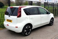 USED 2013 13 NISSAN NOTE 1.6 N-TEC PLUS 5d AUTO 110 BHP 0% Deposit Plans Available even if you Have Poor/Bad Credit or Low Credit Score, APPLY NOW!
