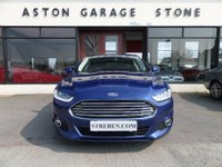 USED 2015 65 FORD MONDEO 2.0 TITANIUM ECONETIC TDCI 5d 148 BHP **LEATHER * NAV** ** LEATHER * NAV * 1 OWNER * FSH **