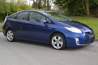 2010 TOYOTA PRIUS 1.8 T4 VVT-I 5d AUTO 99 BHP £9495.00