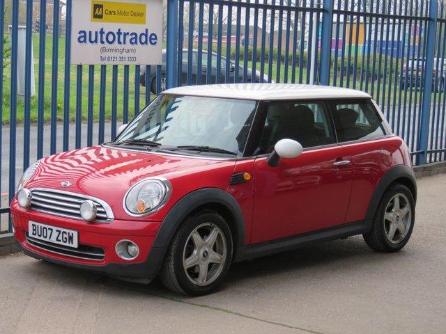 Used Mini Cars In Sutton Coldfield From Autotrade Birmingham Ltd