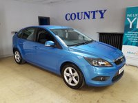 USED 2009 09 FORD FOCUS 1.6 ZETEC 5d 100 BHP * FULL HISTORY * TWO OWNERS *