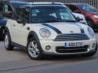 2011 MINI HATCH COOPER 1.6 COOPER D 3d 112 BHP £5499.00