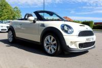 USED 2013 63 MINI ROADSTER 2.0 SD Cooper S Chilli 2dr Chilli Pack, Bluetooth TLC