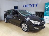 USED 2011 11 VAUXHALL ASTRA 1.4 EXCITE 5d 98 BHP * TWO OWNERS * FULL HISTORY *