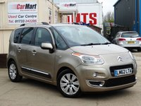 USED 2012 62 CITROEN C3 PICASSO 1.6 PICASSO EXCLUSIVE HDI 5d 91 BHP 2 OWNERS | F/S/H | REAR PDC | £30 ROAD TAX