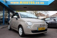 2013 FIAT 500 1.2 COLOUR THERAPY 3dr 69 BHP £SOLD
