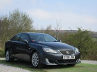 USED 2008 58 LEXUS IS 2.5 250 SR 4d AUTO 204 BHP
