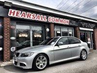 USED 2009 09 BMW 3 SERIES 2.0 318D M SPORT 4d AUTO 141 BHP