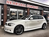2011 BMW 1 SERIES 2.0 116I PERFORMANCE EDITION 3d 121 BHP £5000.00