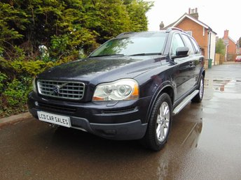 2007 VOLVO XC90 2.4 D5 SE AUTOMATIC  AWD *1 OWNER FROM NEW*