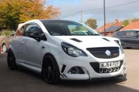 USED 2014 64 VAUXHALL CORSA 1.6 i Turbo 16v VXR Clubsport 3dr Sat Nav, Camera, Forged Engine