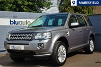 USED 2013 13 LAND ROVER FREELANDER 2.2 SD4 XS 5d 190 BHP Lovely Condition, Full Leather, Heated Seats, Satellite Navigation, 3 Land Rover Services