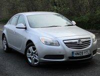 2009 VAUXHALL INSIGNIA 2.0 EXCLUSIV CDTI 5d AUTO 130 BHP £3995.00