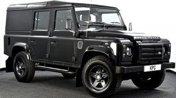 2012 LAND ROVER DEFENDER 110 2.2 D XS Utility Station Wagon 5dr £23995.00