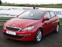 USED 2015 PEUGEOT 308 1.6 BLUE HDI S/S ACTIVE 5d 100 BHP