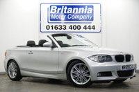 2009 BMW 1 SERIES 2.0 120D DIESEL M SPORT CONVERTIBLE 175 BHP £5990.00