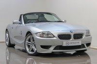 USED 2008 08 BMW Z4 3.2 Z4 M ROADSTER 2d 338 BHP