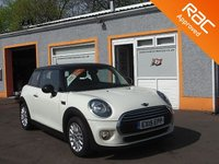 """USED 2015 15 MINI HATCH COOPER 1.5 COOPER 3d 134 BHP 1 Owner, 1/2 leather, 16""""Alloys"""