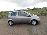 USED 2005 55 TOYOTA YARIS 1.0 COLOUR COLLECTION VVT-I 3d 65 BHP