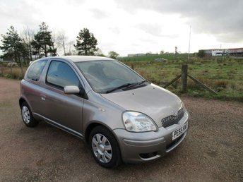 2005 TOYOTA YARIS 1.0 COLOUR COLLECTION VVT-I 3d 65 BHP £1795.00