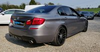 USED 2013 13 BMW 5 SERIES 2.0 520D M SPORT 4d AUTO 181 BHP M-Performance