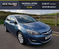 USED 2013 13 VAUXHALL ASTRA 2.0 ELITE CDTI S/S 5d 163 BHP FULL VAUXHALL SERVICE HISTORY
