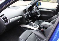 USED 2013 AUDI Q5 2.0 TDI QUATTRO S LINE PLUS 5d AUTO 175 BHP