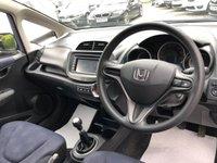 USED 2013 63 HONDA JAZZ 1.3 I-VTEC SE-T 5d 89 BHP ** 1 OWNER + FULL HONDA HISTORY + SAT NAV **