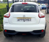 USED 2015 64 NISSAN JUKE 1.6 TEKNA XTRONIC 5d AUTO 117 BHP 0% Deposit Plans Available even if you Have Poor/Bad Credit or Low Credit Score, APPLY NOW!