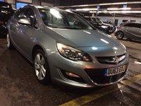 2013 VAUXHALL ASTRA 1.4 SRI 5d 138 BHP £5985.00