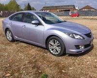 2008 MAZDA 6 2.0 TS2 5d 145 BHP £2999.00