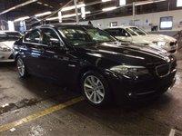 2011 BMW 5 SERIES 2.0 520D SE 4d 181 BHP £SOLD