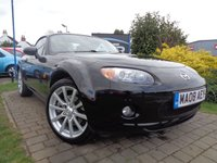 USED 2008 08 MAZDA MX-5 2.0 I ROADSTER SPORT 2d 160 BHP **Low Mileage Full Service History February 2020 Mot**