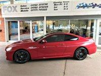 2012 BMW 6 SERIES 3.0 640D M SPORT 2d AUTO 309 BHP £18495.00