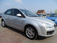 2007 FORD FOCUS 1.8 GHIA TDCI DRIVES A1 YEAR MOT £1295.00